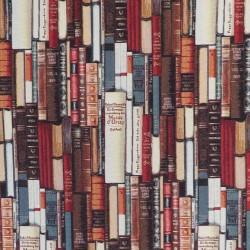Gobelin med bøger