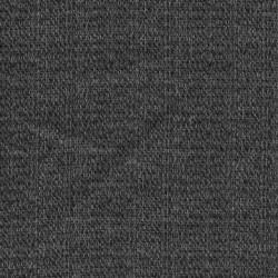 Meleret møbelstof i sort, grå og mørkegrå