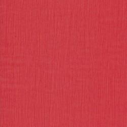 Crepé chiffon, rød