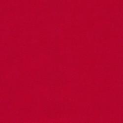 Twillvævet bomuld/denim med stræk i rød