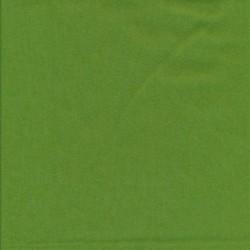 Twillvævet bomuld med stræk i æblegrøn