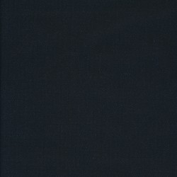 Bomuld med stræk i blå-sort