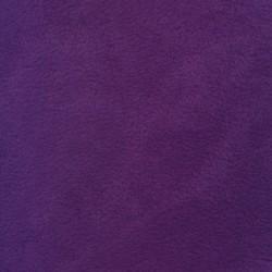 Fleece i rød-lilla