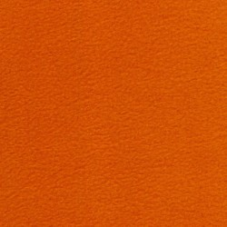 Fleece i orange