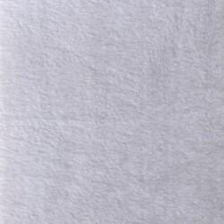 Fleece i hvid
