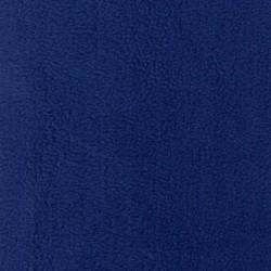 Fleece i klar blå