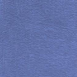 Bredriflet fløjl med stræk i støvet lys blå/denim
