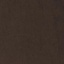 Babyfløjl med stræk i mørkebrun