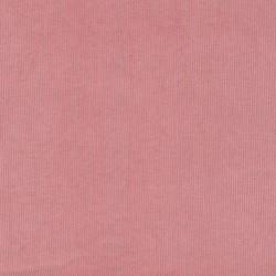 Babyfløjl med stræk i lys rosa
