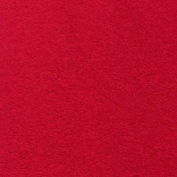 Frotté kraftig, rød