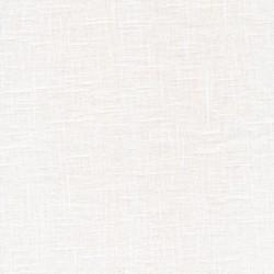 Let 100% vasket hør i hvid