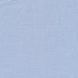 Let 100% vasket hør i babylyseblå