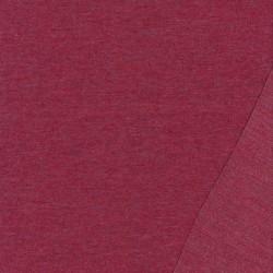 Isoli m/stræk rød meleret
