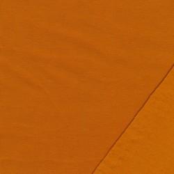 Isoli med stræk i brændt orange