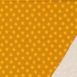 Isoli med stjerner i carry og gul