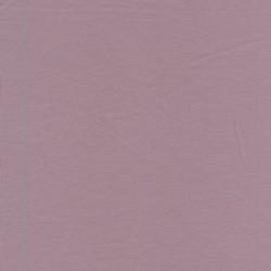 Jersey økotex bomuld/lycra, pudder-lyng