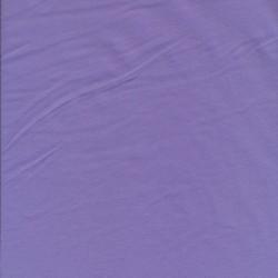 Jersey økotex bomuld/lycra, lys lavendel-lilla