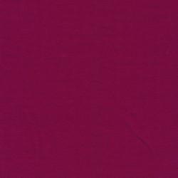 Jersey økotex bomuld/lycra, mørk pink
