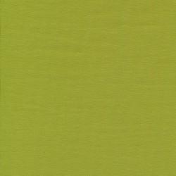 Jersey økotex bomuld/lycra i lys oliven
