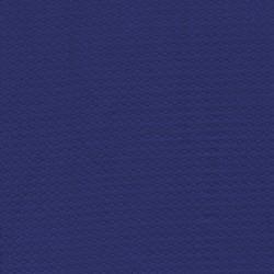 Polyester jersey med struktur i klar blå