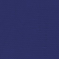 Rest Polyester jersey med struktur i klar blå- 65 cm.