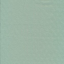 Ribstrikket jersey i bomuld med rude i lysegrøn