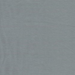 Jersey stof økotex bomuld-lycra, lysegrå