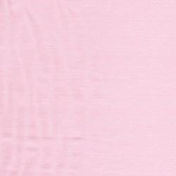 Jersey økotex bomuld/lycra, babylyserød