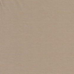 Jersey økotex bomuld/lycra, beige