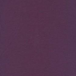 Jersey økotex bomuld/lycra, lilla-lyng