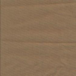 Kanvas 100% bomuld i Halv Panama, lys brun