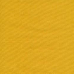 Kanvas 100% bomuld i Halv Panama, carry gul