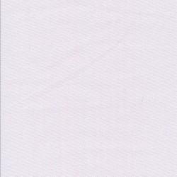 Kanvas 100% bomuld i Halv Panama, hvid