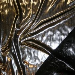 Lame m/sort baggrund i sølv