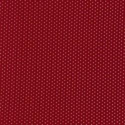 Netfoer m/stræk mørk rød