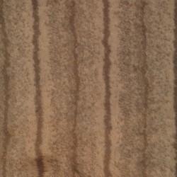 Imiteret Pels i pudder-brun Mink