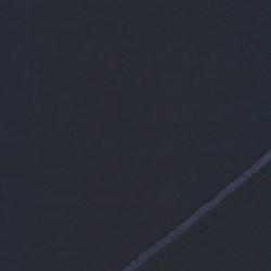 Cupro i polyester i mørkeblå