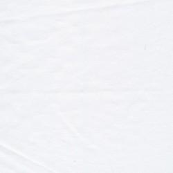 Bævernylon i hvid