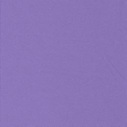 Crepe polyester i lys lilla/violet
