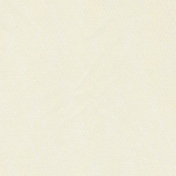 Afklip Patchwork stof med skrå striber knækket hvid og off-white, 50x55 cm.
