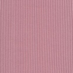 Rib 4x4 i gammel rosa