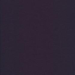 Rib støvet mørkelilla/aubergine