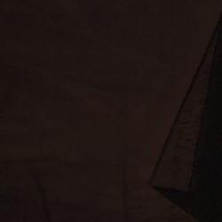 Imiteret ruskind i mørkebrun