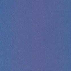 Satin viscose/polyester, støvet lyseblå