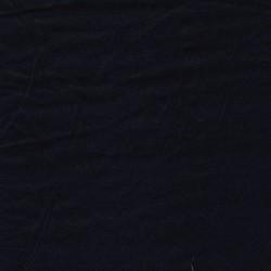 Stræksatin i mørk mørkeblå