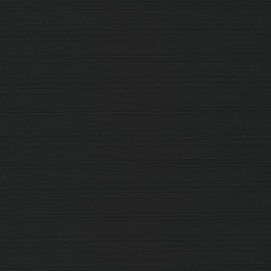 Skjortestof med strib, sort