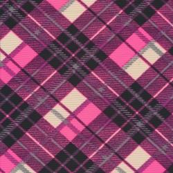 Jersey i polyamid i Neon tern i pink