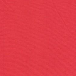 Jersey/strik viscose/elasthan, koral