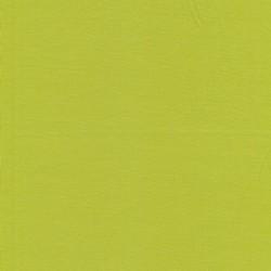 Jersey/strik viscose/polyester, lys lime