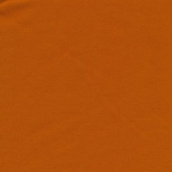 Kraftig strik viscose lycra lys brændt orange